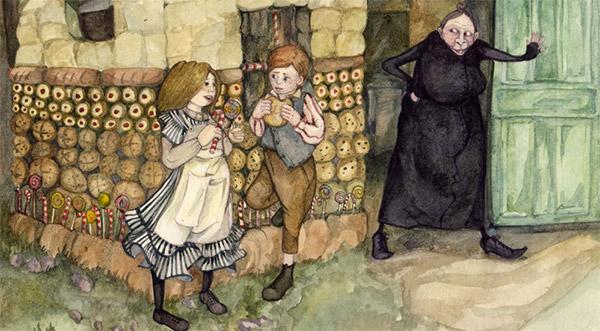 Cuento Infantil Hansel y Gretel