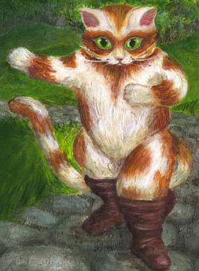 Cuento para leer de El gato con botas