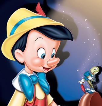 Cuento para leer Pinocho