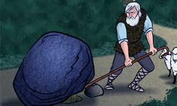 levantar piedra
